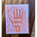 Hands Are Made - Pink