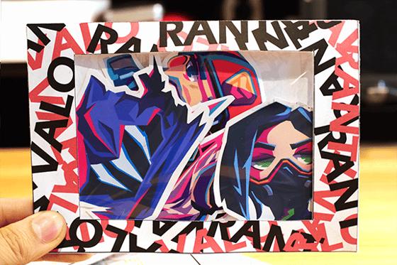 Image of Valorant Vinyl Sticker Pack 01
