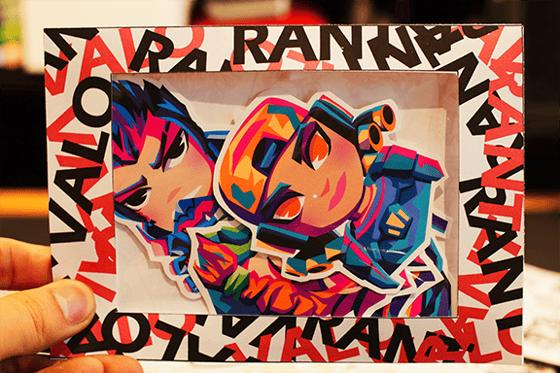 Image of Valorant Vinyl Sticker Pack 03