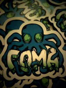 Image of COMApus Sticker