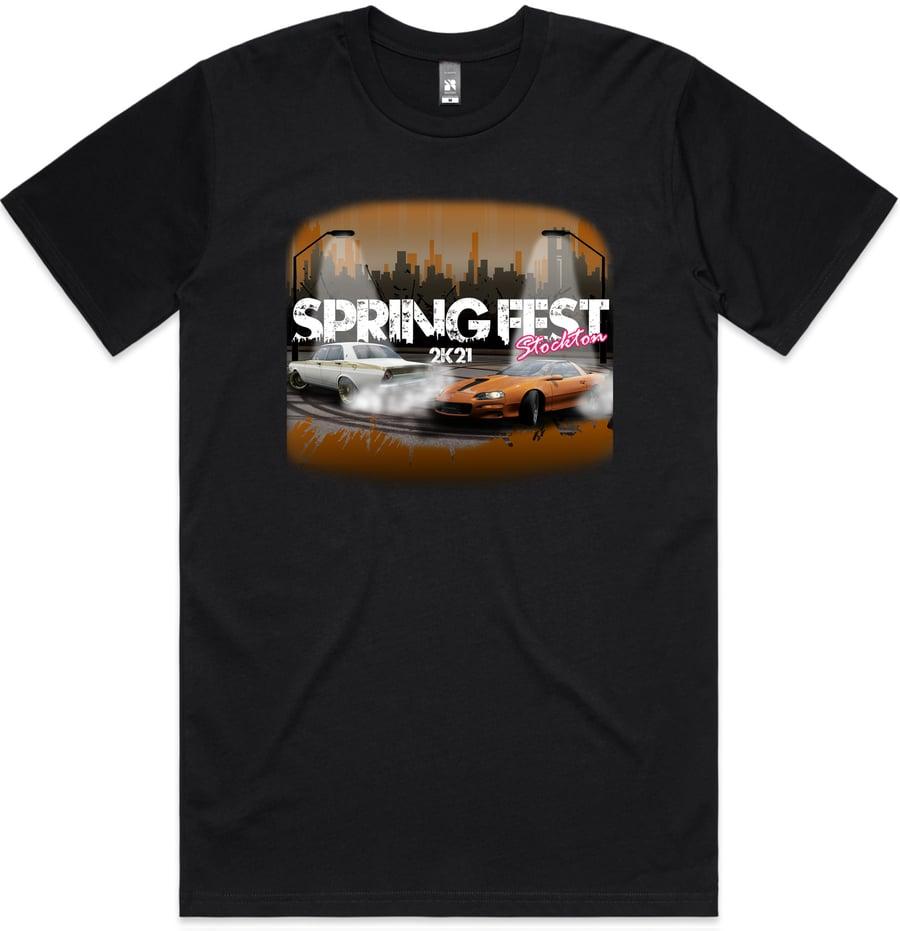 Image of Spring Fest 2k21 Shirt