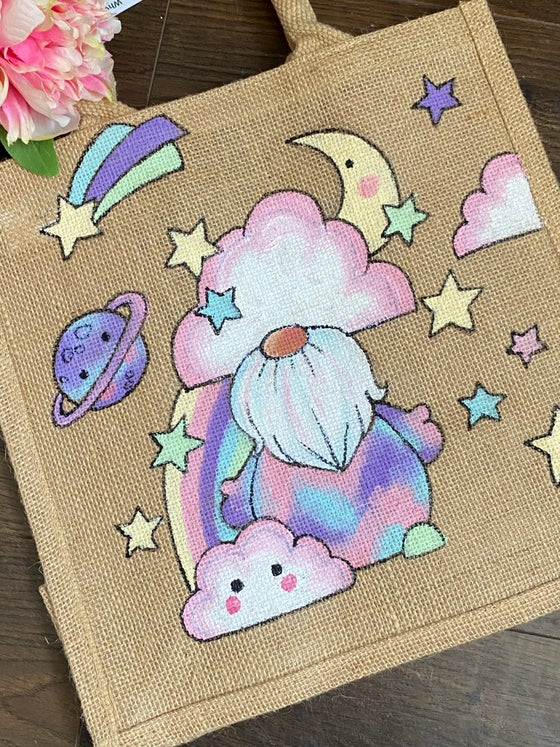 Image of Pastel Galaxy Gnome