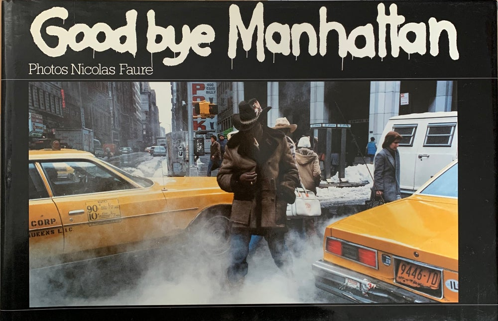 Image of (Nicolas Faure)(Good bye Manhattan)