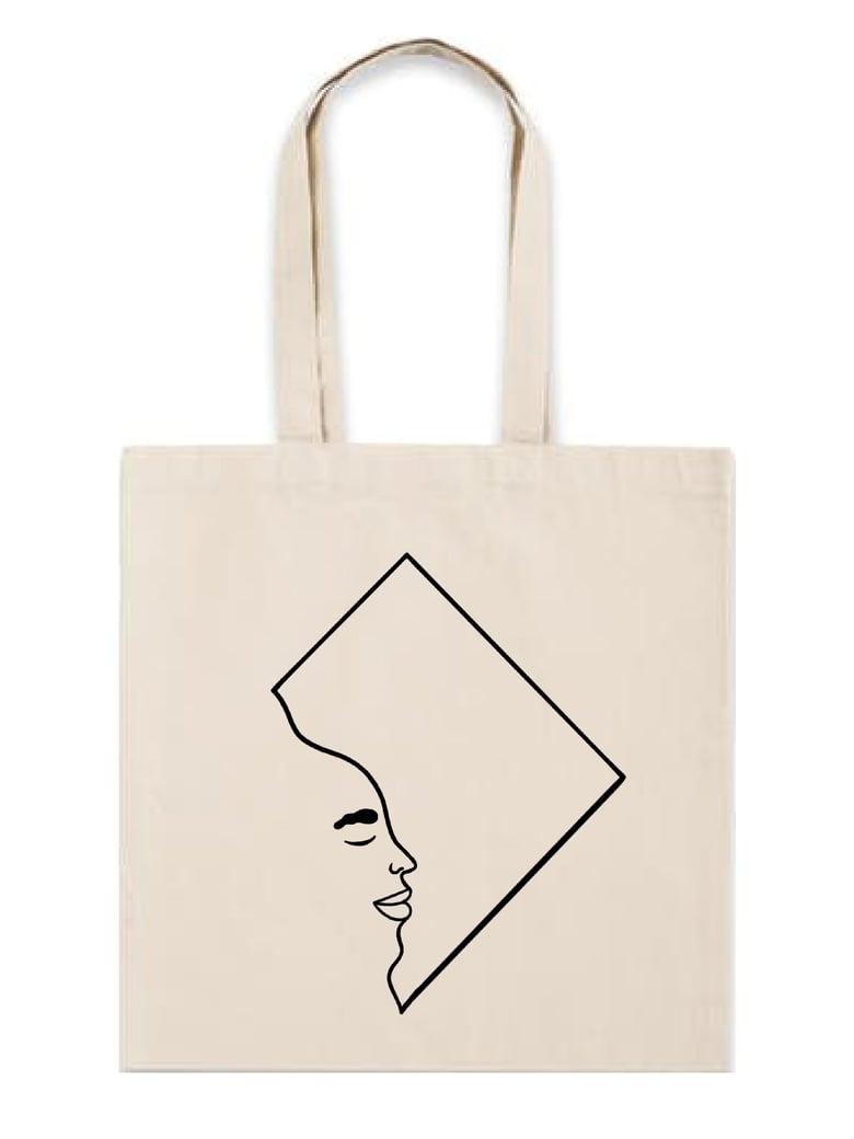 Image of DC Tote Bag