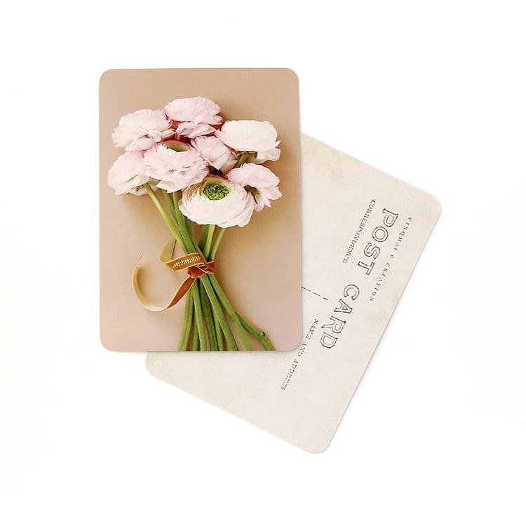 Image of Carte Postale MAMAN / RENONCULE