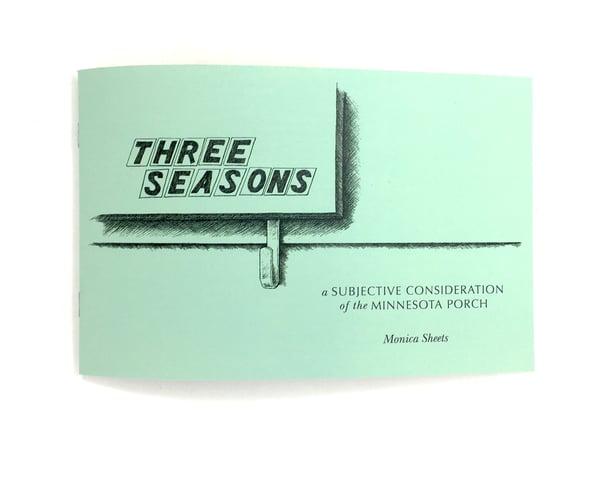Image of Three Seasons: A Subjective Consideration of the Minnesota Porch