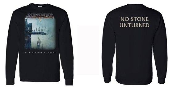 Image of The Evolution Of Chaos Long Sleeve