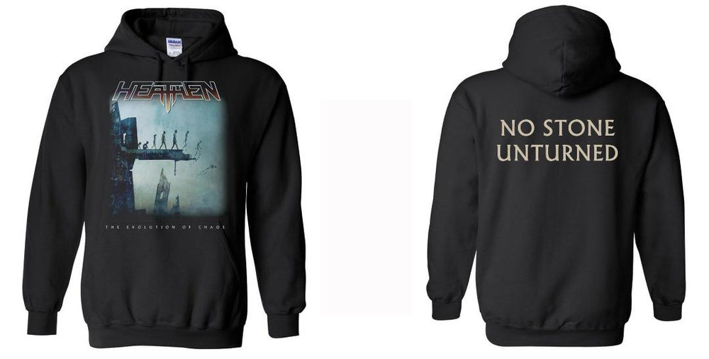 Image of The Evolution Of Chaos Pullover Hoodie