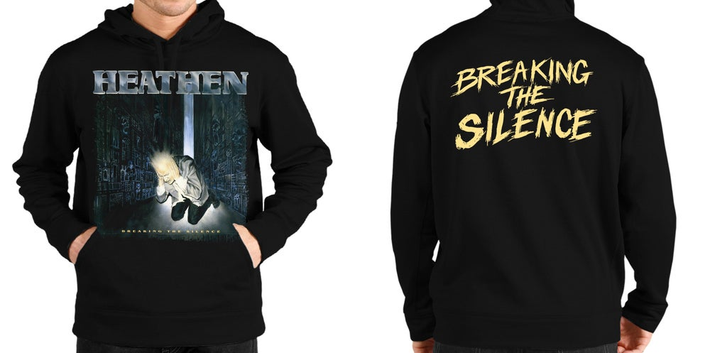 Image of Breaking The Silence Pullover Hoodie