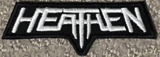 Image of Heathen Logo Patch