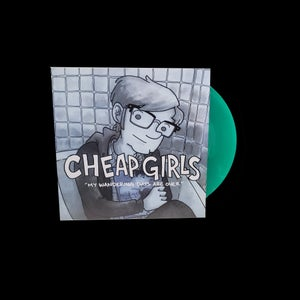 """Image of 7"""": Noise By Numbers / Cheap Girls split 7"""""""