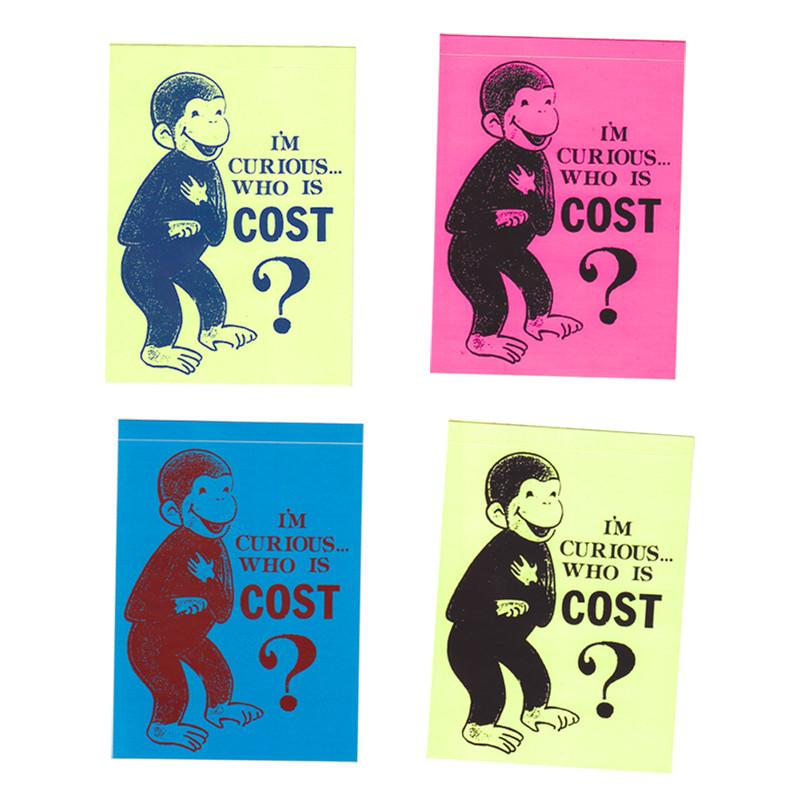 Image of Cost Stickers