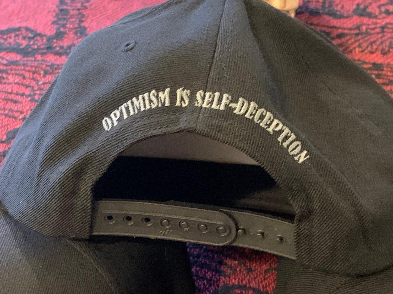 Image of Darkside NYC hat (snapback)