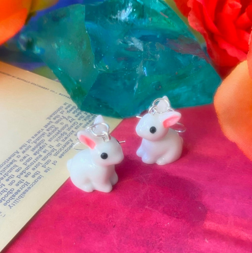 Image of BUNNY BABE EARRINGS