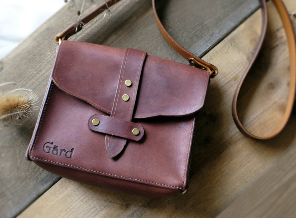 Image of Gärd Rowan Satchel