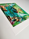 """""""Glass Wings"""" Limited Edition Giclée Print"""