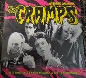 Image of LP. The Cramps : Weekend On Mars. (Club 57, 1979....Again).