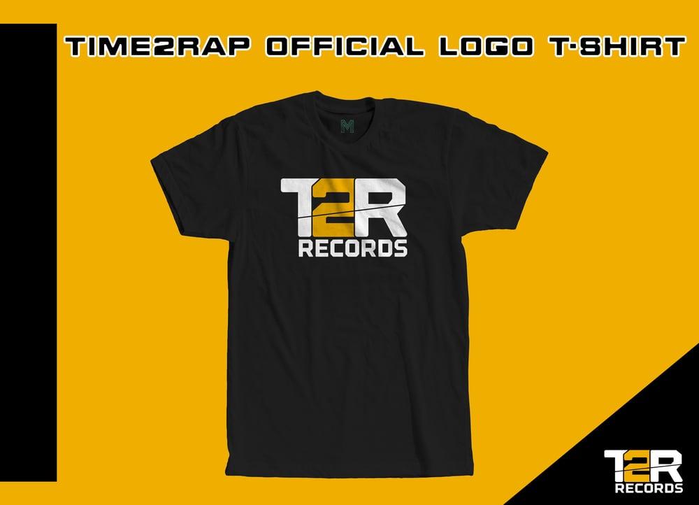 T2RAP OFFICIAL LOGO T-SHIRT