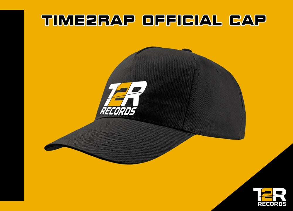 T2RAP OFFICIAL LOGO CAP