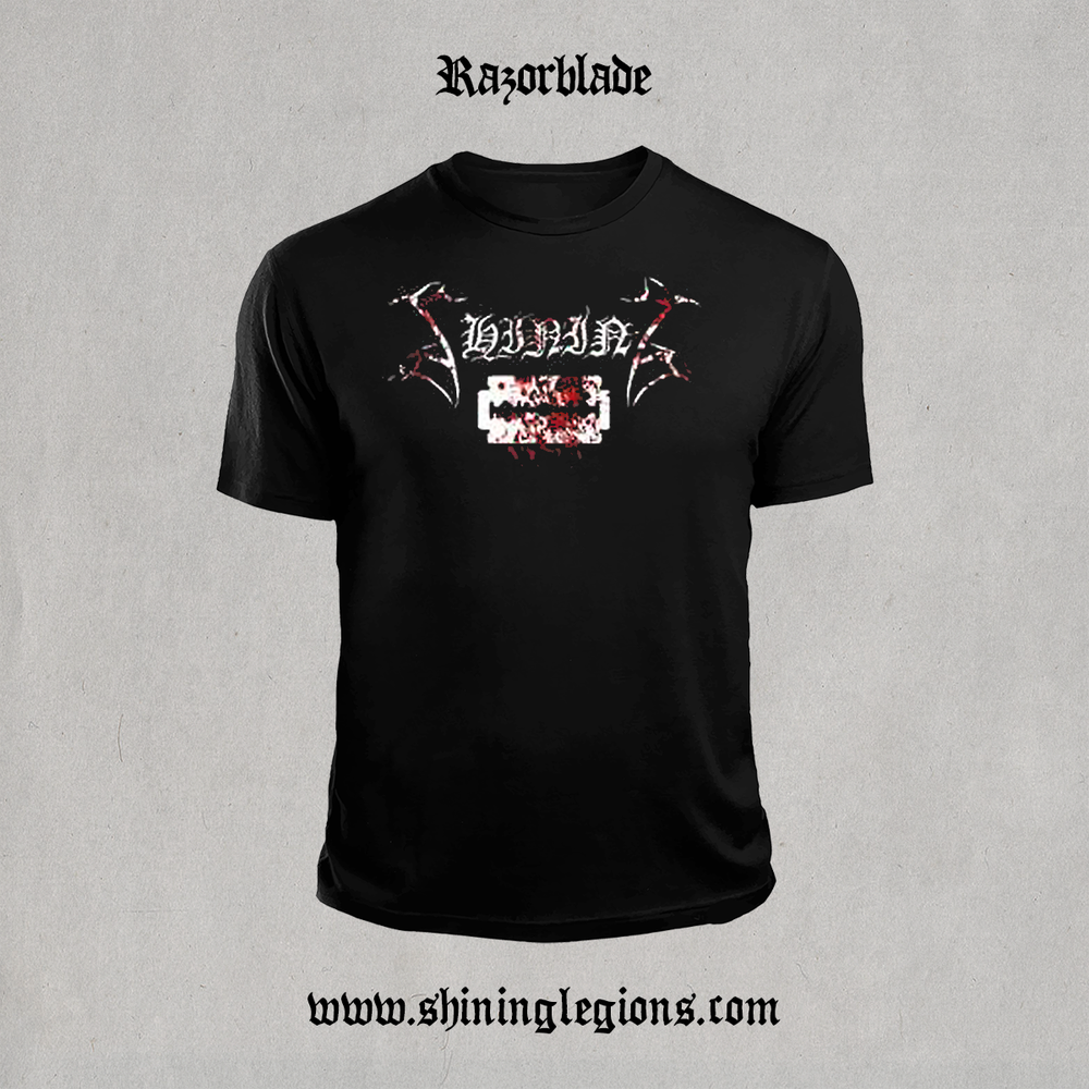 "Image of Shining ""Razorblade"" T-Shirt"