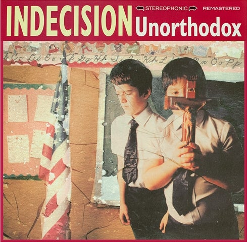 "Image of Indecision ""Unorthodox"" LP"