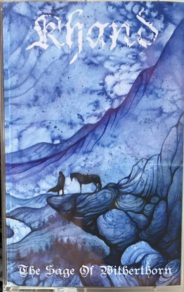 Image of Khand - The Sage of Witherthorn (cassette)