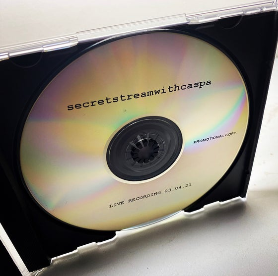 Image of secretstreamwithcaspa 03.04.2021 Mp3 CD [FREE]