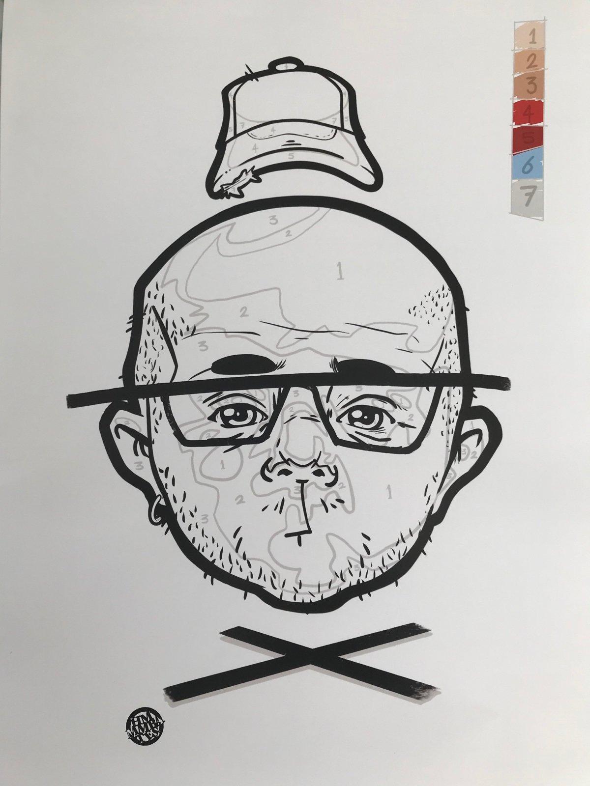 Image of Hmmmbates boy random poster prints!