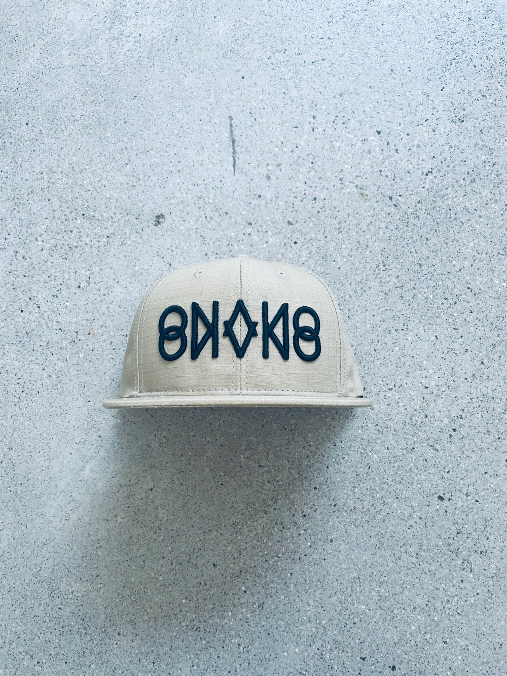 Image of MIRROR LOGO HAT
