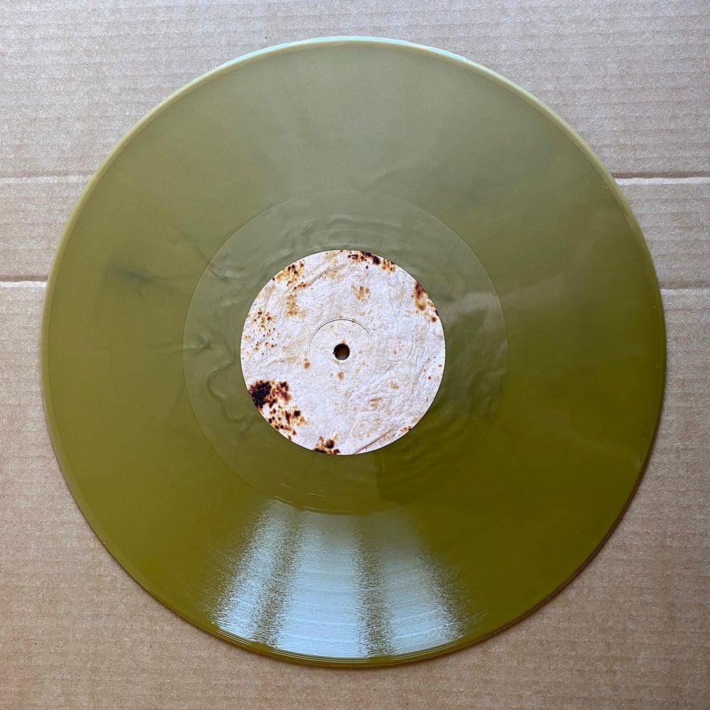 USA/MEXICO 'Del Rio' Gold Vinyl LP