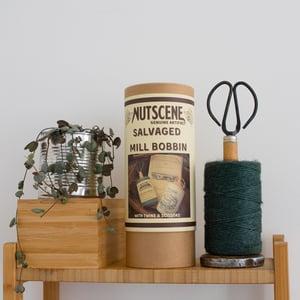 Vintage Mill Bobbin Set