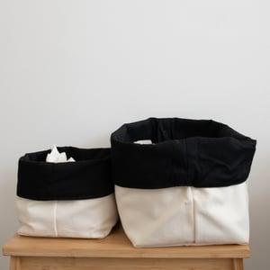 Canvas Storage Basket