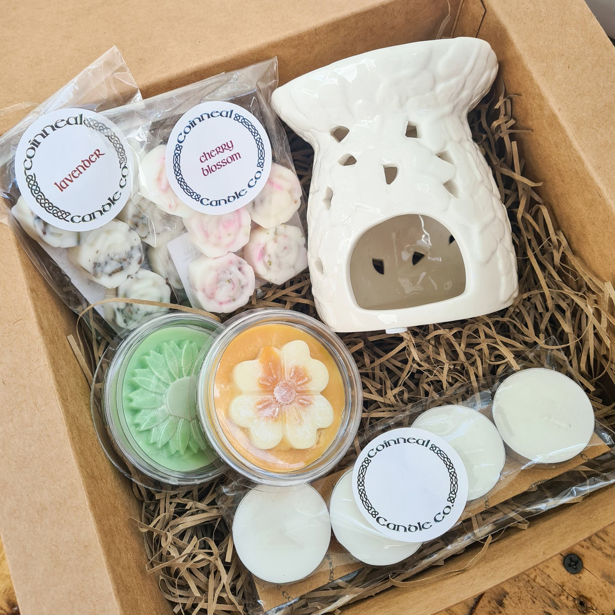 Birthday Wax Melt Gift Set