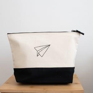 Monochrome Large Accessory Bag