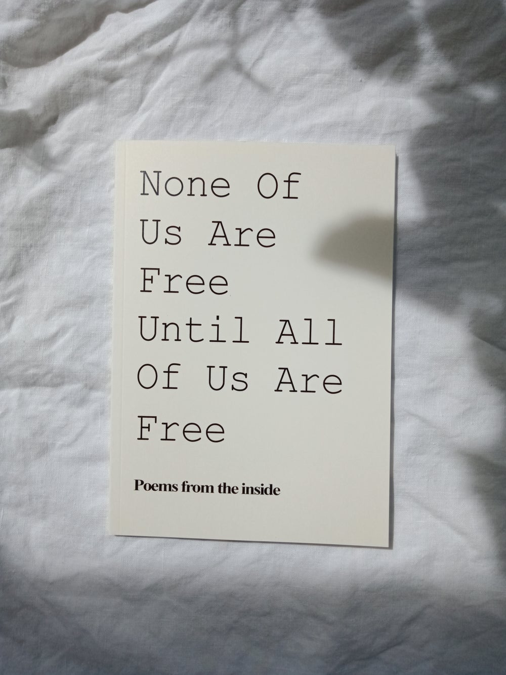 Image of None of Us are Free Until all of Us are Free