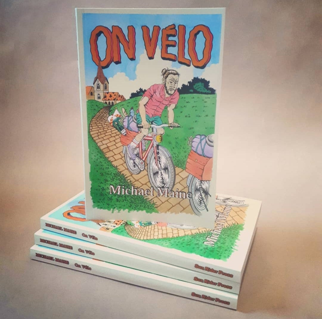 Image of 2nd edition: On Vélo - Michael Maine