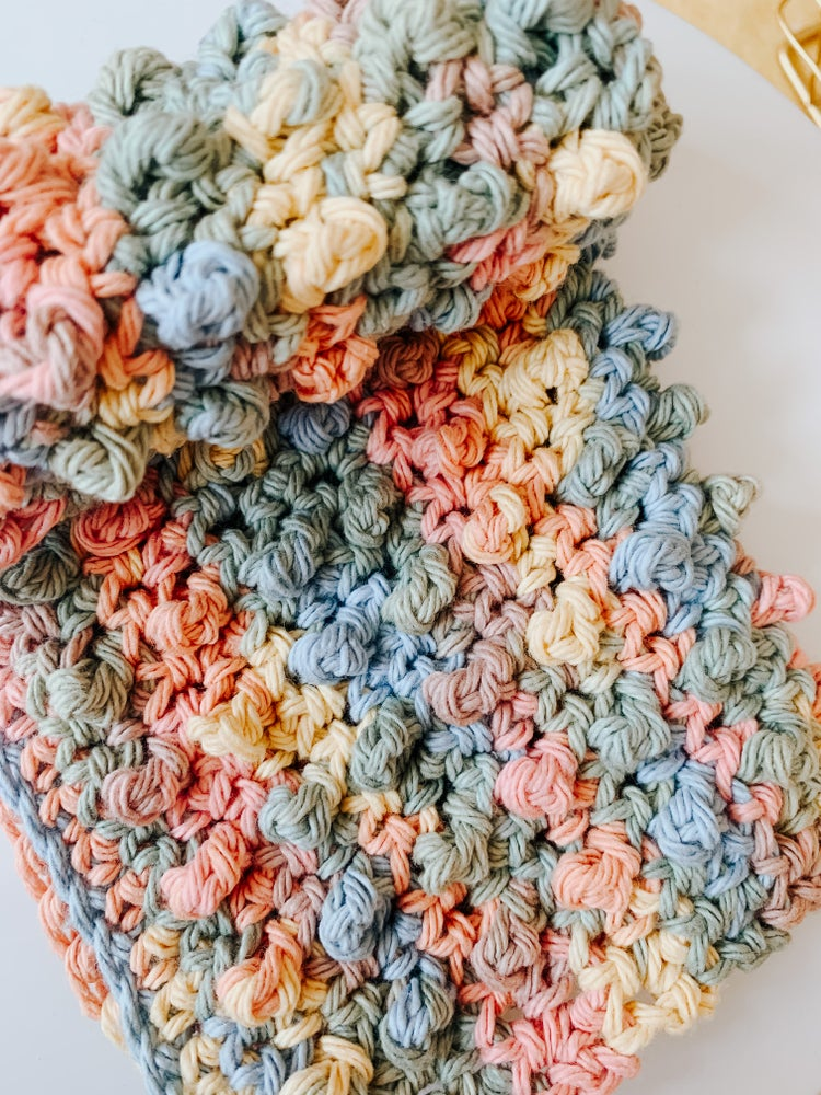 Image of Pebble Washcloths
