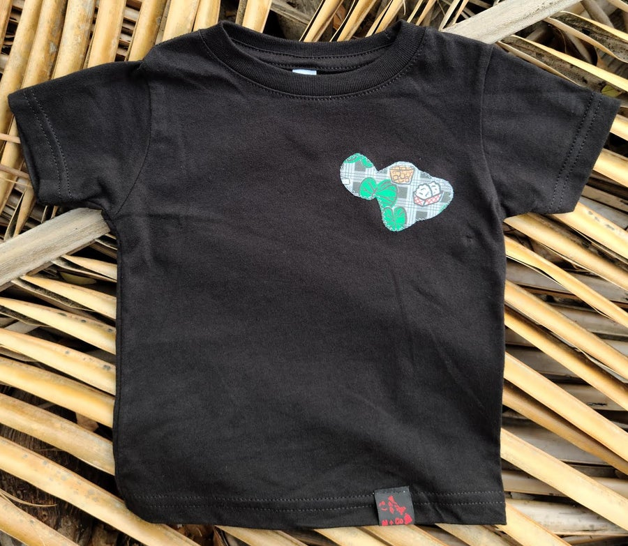 Image of Ono Grinds Gray Maui Tee