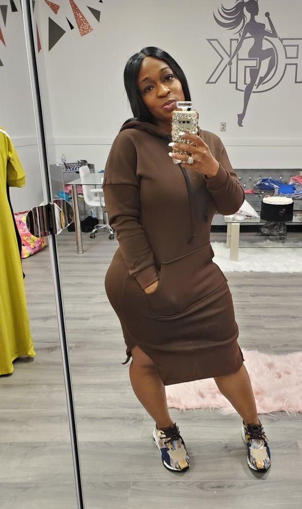 Image of Hoodie dress