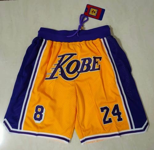 Image of Mamba style shorts