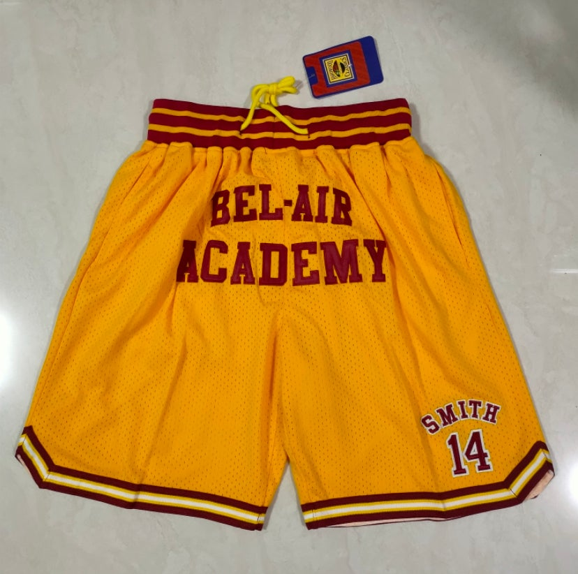 Image of Bel air academy shorts