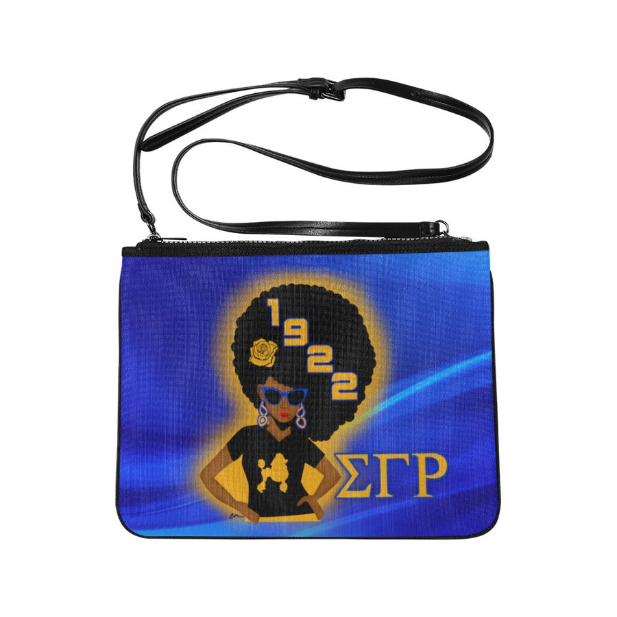 Image of SGRho Side Fro Crossbody Convertible
