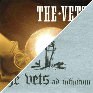 Image of The Vets - S/T & Ad Infinitum (CD)