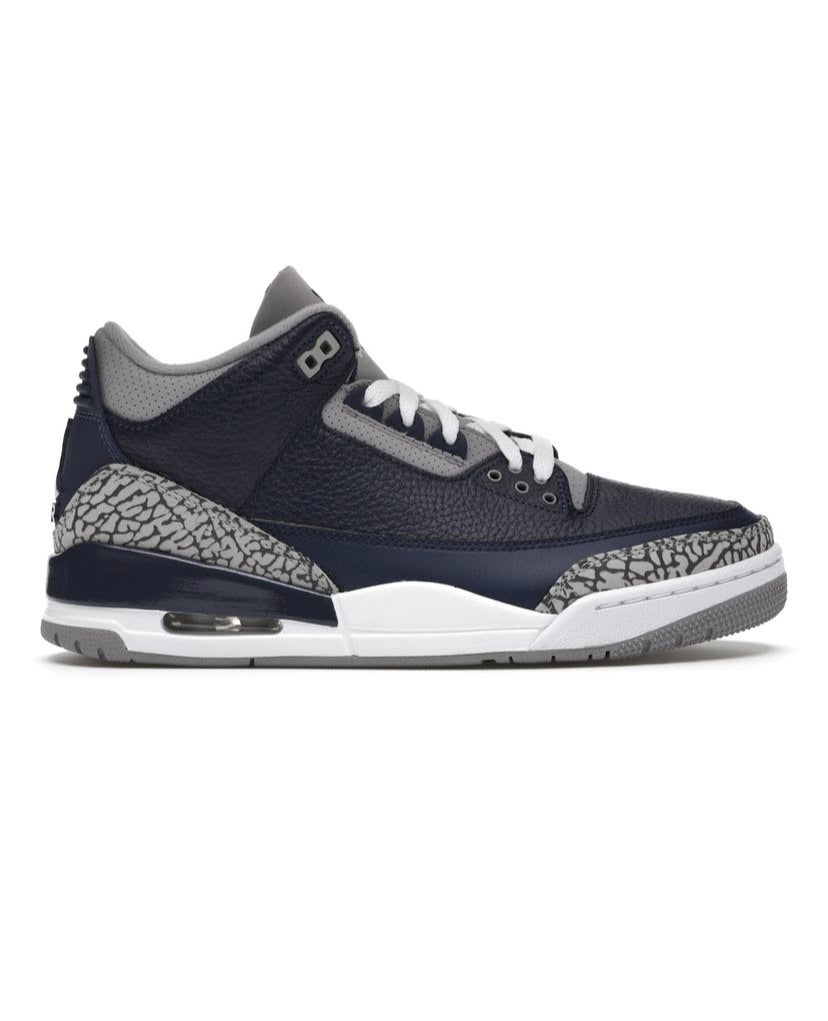 "Image of Air Jordan 3 ""Georgetown"""