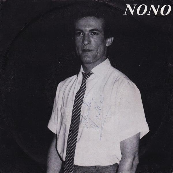 Nono - Sa Vie / Un Homme Seul (Private, 1980)
