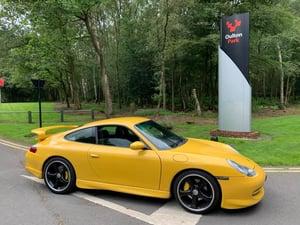 "Image of Techart Formula GTS Style 19"" 5x130 Porsche Alloy Wheels."