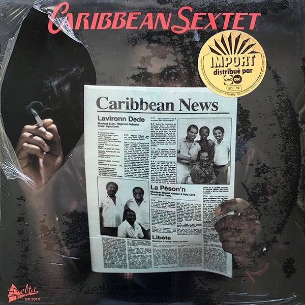 Caribbean Sextet - Caribbean News ( Delta Records - 1982)