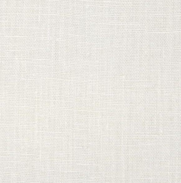Image of 100% Washed Linen White Shade