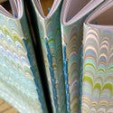 Marbled Notebooks Nonpareil Blues