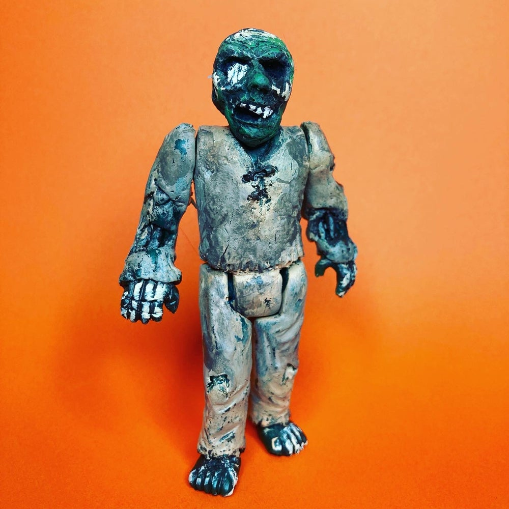 Image of Pickman's Midnight Creature Feature- Fulci Zombie *PREORDER*